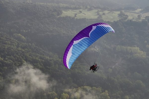 ozone mojo power ppg paraglider for sale