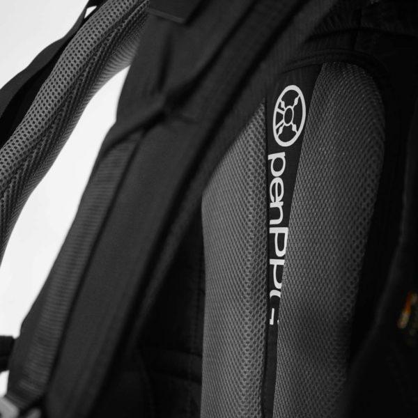 Dudek Paramotor Harness- Power Seat Comfort Low openppg