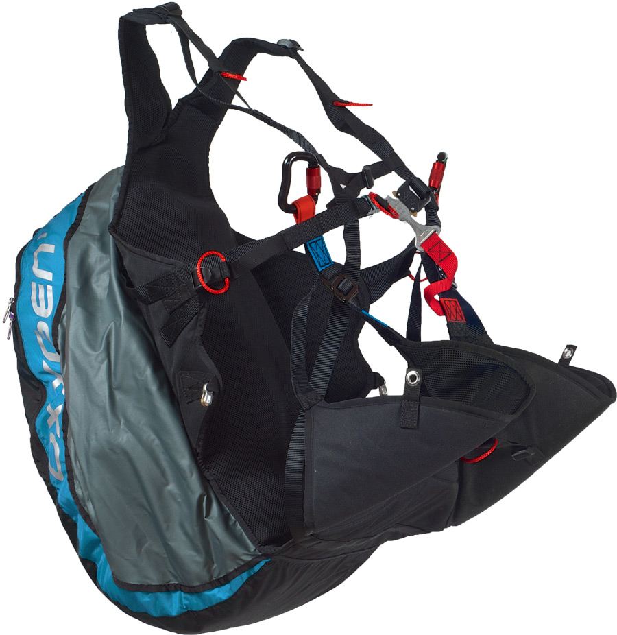 Ozone OXYGEN 1 harness paragiding kiting harness